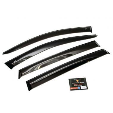COBRA TUNING Дефлектора комплект для BMW 3 седан (F30/F35) 2012-'EuroStandard