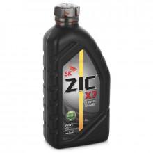 ZIC X7 DIESEL 10W-40 (1L) масло моторное!\