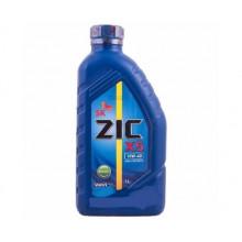 ZIC X5 DIESEL 10W-40 (1L) масло мотор.!п/синт