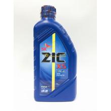 ZIC X5 10W-40 (1L) масло моторное! полусинт.\
