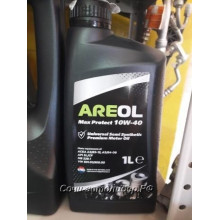 AREOL Max Protect 10W-40 (1L) масло моторн.! полусинт