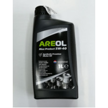 AREOL Max Protect 5W-40 (1L) масло моторное! синт.