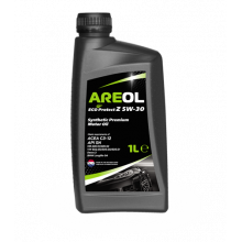 AREOL ECO Protect Z 5W-30 (1L) масло моторное! синт.