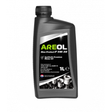 AREOL Max Protect F 5W-30 (1L) масло моторное! синт.