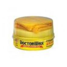 DOCTORWAX Пастообразная очищающая полироль-защита с воском Карнауба для новых покрытий, 227гр