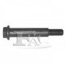 AUTOPARTNER Болт крепления глушителя Длина 62мм Размер резьбы M8x62mm