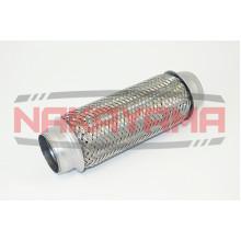 NAKAYAMA Гофра глушителя с внутренней оплеткой (45x200)