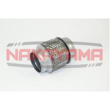NAKAYAMA Гофра глушителя с внутренней оплеткой (50x100)