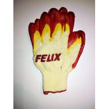 Перчатки FELIX с двойным латексным покрытием
