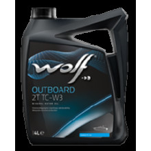 WOLF Outboard 2T TC-W3 4 л