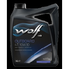 WOLF Outboard 4T 10W-30 4 л