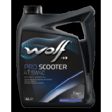 WOLF PRO Scooter 4T 5W-40 4 л