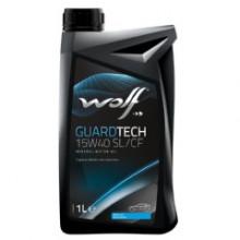 WOLF GuardTech 15W-40 SL/CF 1 л
