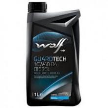 WOLF Guardtech B4 Diesel 10W-40 1 л VW 505.00