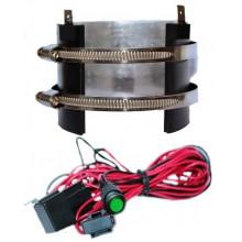 Подогреватель топливного фильтра GLOBAL PRO, 73-88 мм, высота - 68 мм