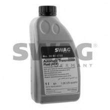 Swag Масло трансм. АКПП синтетика, желтый, 1л