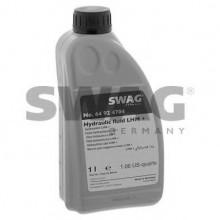 Swag Масло LHM plus, зеленый 1л