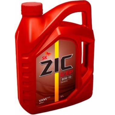 ZIC G-EP 80W-90 (4L) масло трансмиссионное