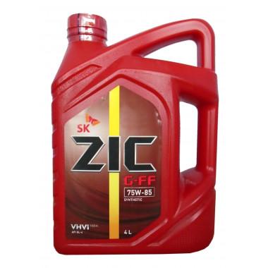 ZIC G-FF 75W-85 (4L) масло трансмиссионное! синт.