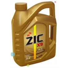 ZIC X9 FE 5W-30 (4L) масло моторное