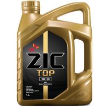 ZIC TOP 5W-30 (4L) масло моторное !синт.